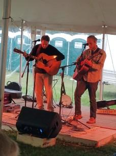 Bobby Henrie and Aaron Lipp