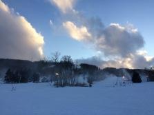 Night Skiing at Hunt Hollow Ski Club